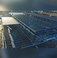 BBGUNN Contracting is your partner for erecting a metal building. BBGUNN offers pre-engineered metal building erecting, installation of wall cladding systems, steel roofs and insulated metal panel, structural steel, welding, and steel decking.
