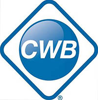 CWB Logo - BB GUNN offers pre-engineered metal building erecting, installation of wall cladding systems, steel roofs and insulated metal panel, structural steel, welding, and steel decking.