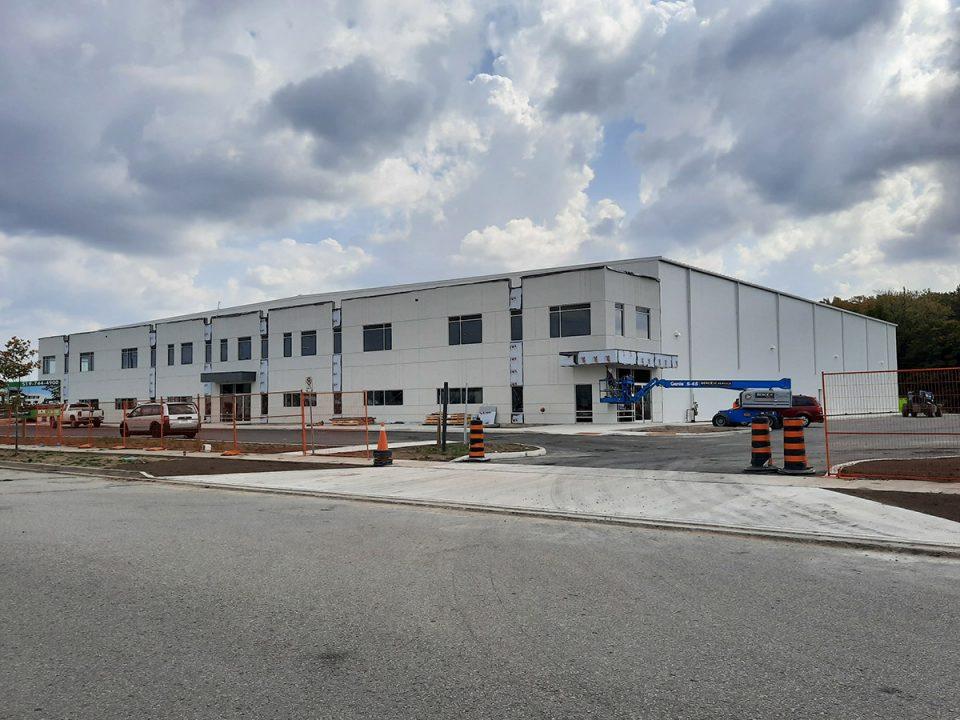 Industrial Flex Building